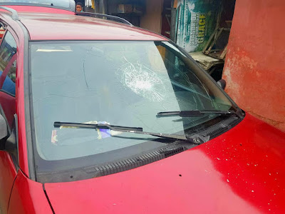 Photos: Man Murdered In Front Of His Girlfriend In Rivers