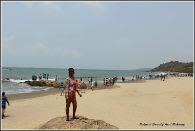 Vagator Beach, North Goa