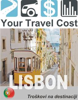 Lisabon, trošak
