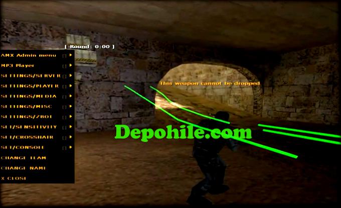 Counter Strike 1.6 Mike Hook Speed ve Hızlı Silah Hilesi 2020