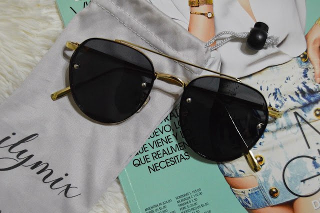 Ilymix Sunglasses Detail