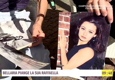 Bellaria Italo Angelini foto Raffaella Carrà da giovane Unomattina Estate