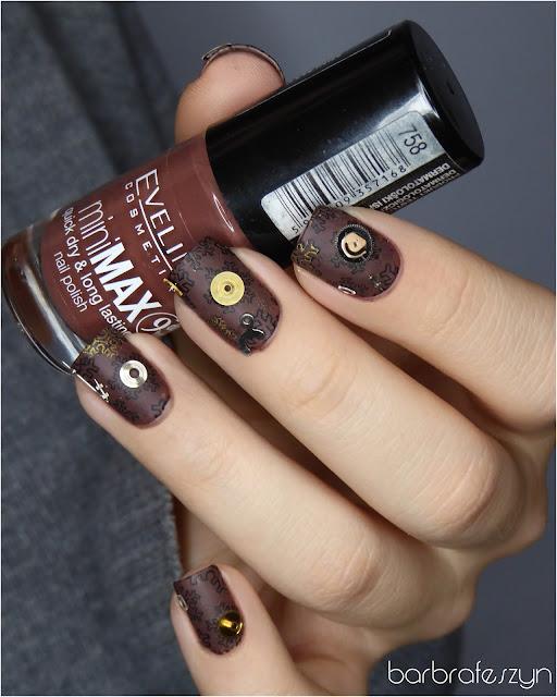 ciekawe paznokcie