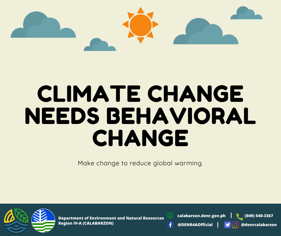 How to Reduce Global Warming | CLIMATE CHANGE needs BEHAVIORAL CHANGE!