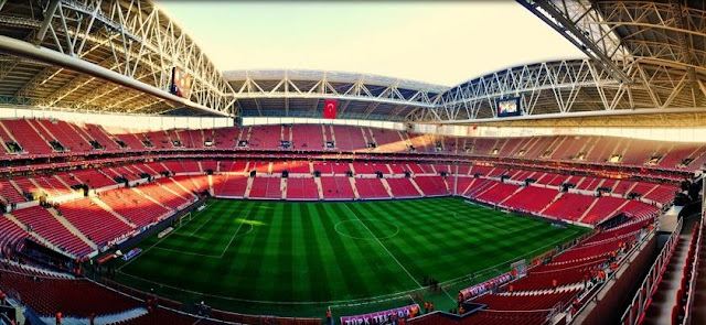 PES 2020 Türk Telekom Stadium by AlexFreen