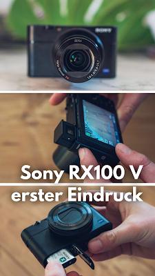 Gear of the Week #GOTW KW 11 | Sony RX100 V – erster Eindruck | Premium-Kompaktkamera | 24-70 mm zeiss Vario-Sonnar T | schneller Autofokus