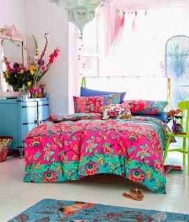ديكورات غرف نوم مذهلة بالوان هادئه