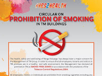Prohibition of Smoking in TM Buildings