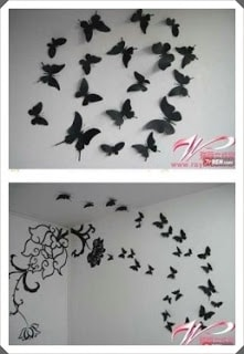 Eva Kağıt ile Duvar Süsleme Yapımı, Resimli Açıklamalı 2