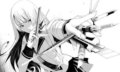 """Oh! Great a cargo de la adaptación a manga de """"Bakemonogatari"""" de NisiOisin."""