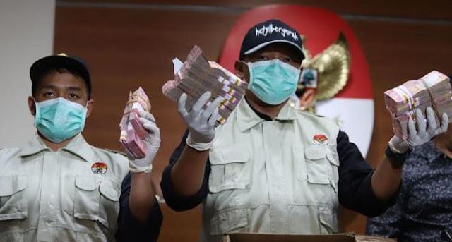 Breaking News: Kalapas Sukamiskin Bandung Kena OTT KPK