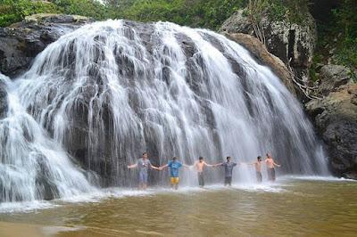 Air Terjun Banyu Anjlok Malang