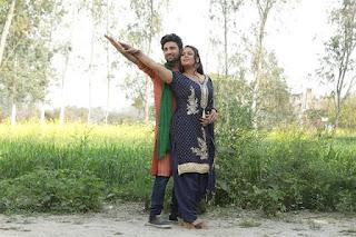 Priti Maurya dancing