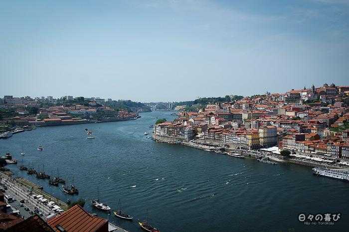 panorama sur le Douro, Porto