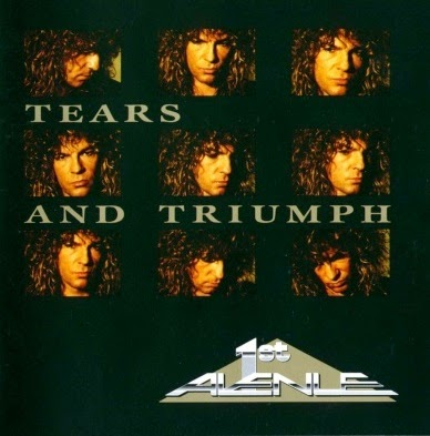 1st Avenue Tears and Triumph 1992 aor melodic rock