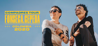 FONSECA y CEPEDA | COMPADRES TOUR Colombia 2020