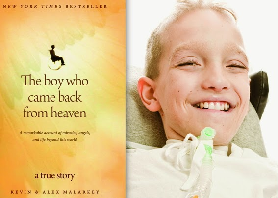 the boy who came back from heaven lied