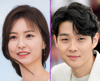 our little summer vacation jung yu mi and choi woo shik at tvN and VIU