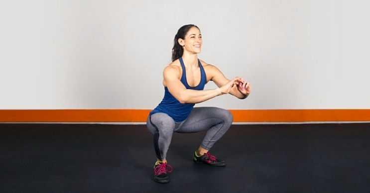 Squat ve benzeri egzersizler hem uyurken hem de dinlenirken kilo vermenizi sağlar.