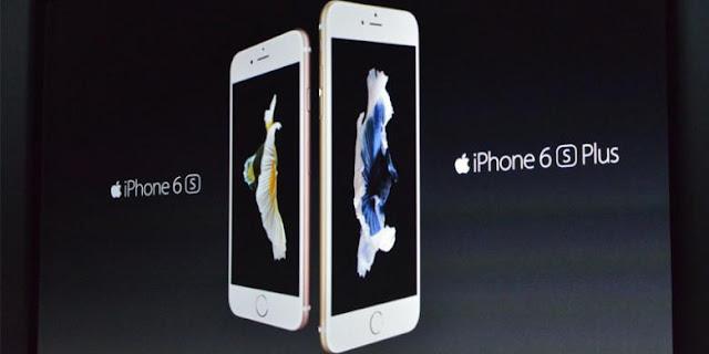 Berapa Harga iPhone 6S dan 6S Plus
