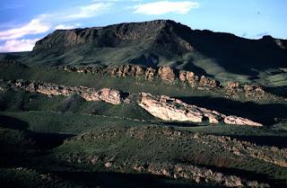 Pengertian Pegunungan Patahan dan Jenis-Jenis Patahan