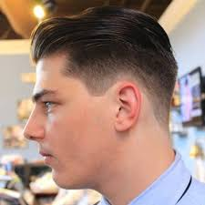 how to ask for a fade haircut, high fade vs low fade, high fade comb over, taper vs fade, haircut lengths 1 2 3 4, haircut numbers, comb over fade, medium fade, crew cut haircut