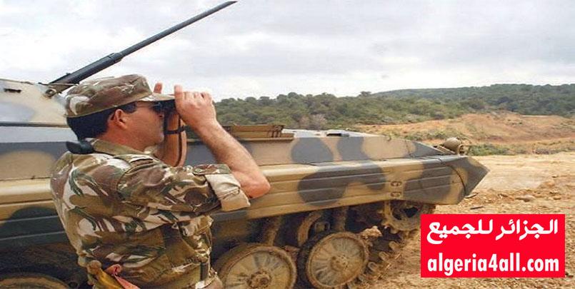 استشهاد عسكريين اثنين في عملية تمشيط بالمدية,النقيب بن سماعيل فاتح والعريف الأول خالدي زكرياء.