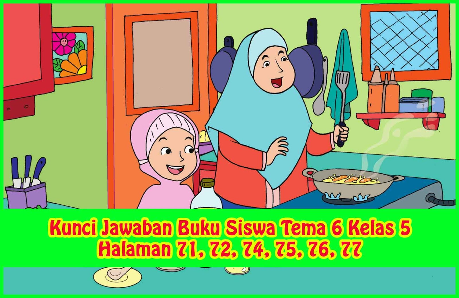 Kunci Jawaban Bahasa Sunda Kelas 5 Sd Halaman 31