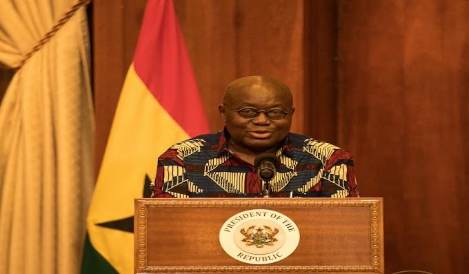 Full text:  Akufo-Addo updates nation on enhanced response to coronavirus Pandemic