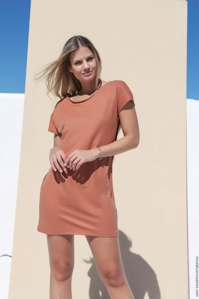 estan de moda los vestidos cortos esta primavera verano 2020
