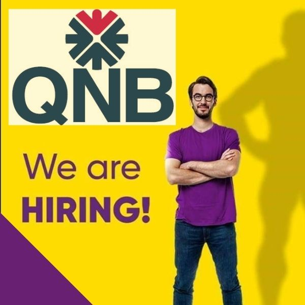 qnb bank وظائف