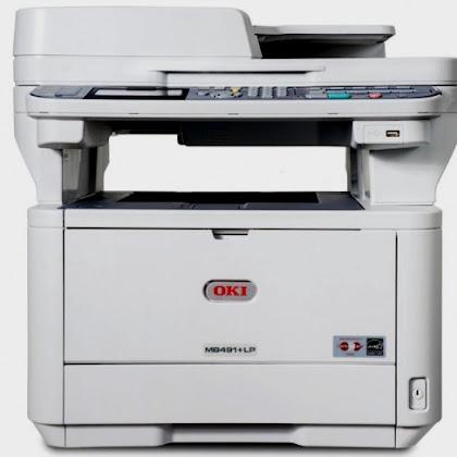 OKI MB491 Printer Driver Download