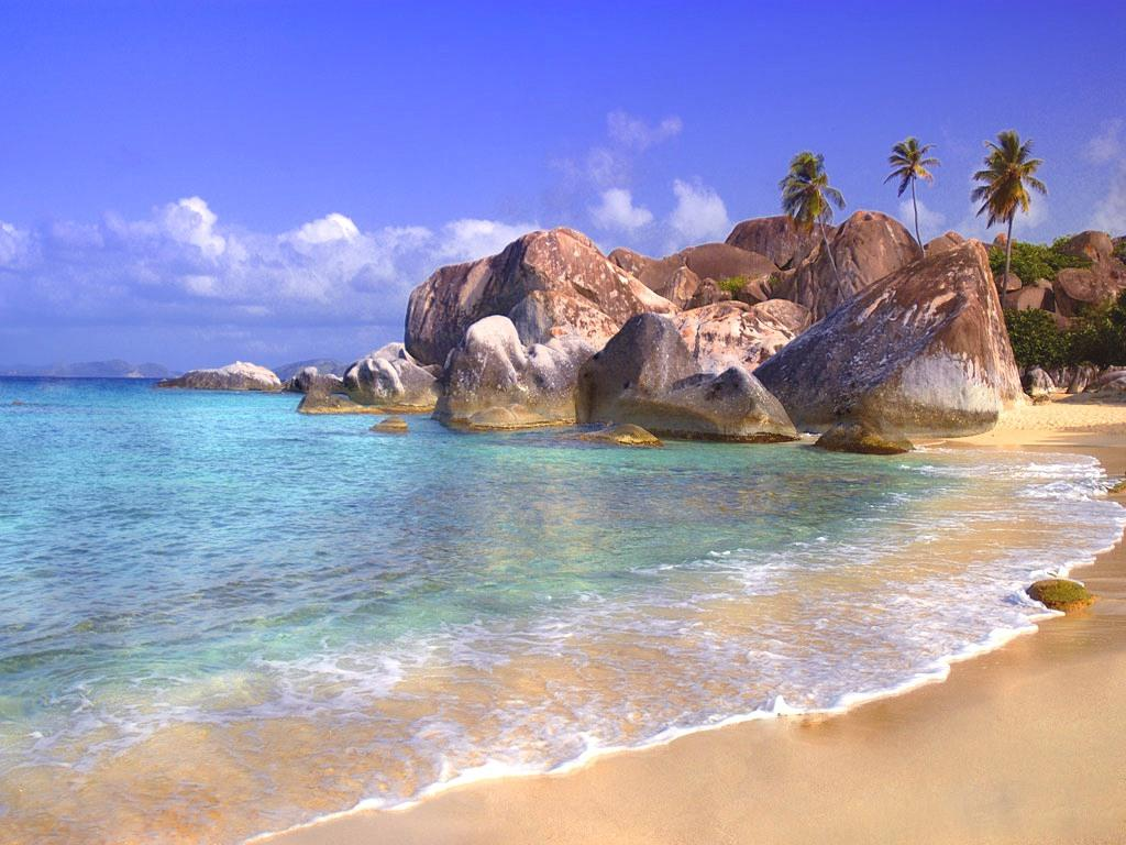 Beautiful Beach Wallpapers: World Most Popular Places: Fiji Beaches Wallpapers