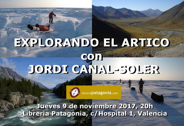 Explorando el Ártico con Jordi Canal-Soler