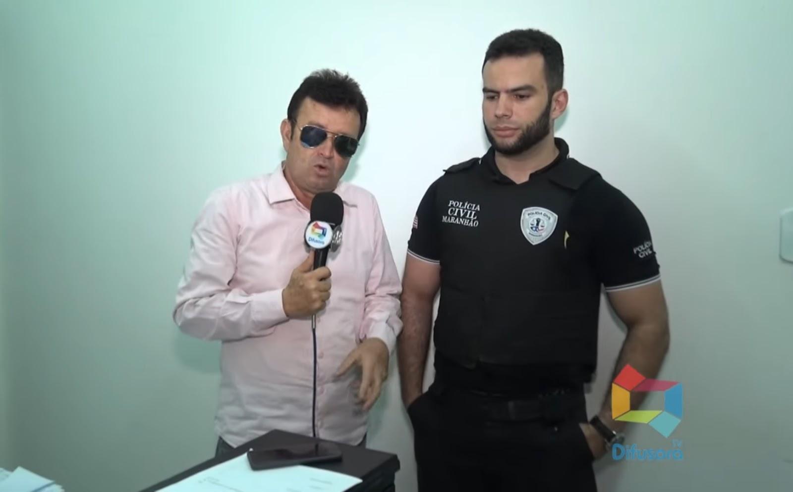 Polícia Civil encontra cerca de 130 mil reais enterrados em Coroatá.
