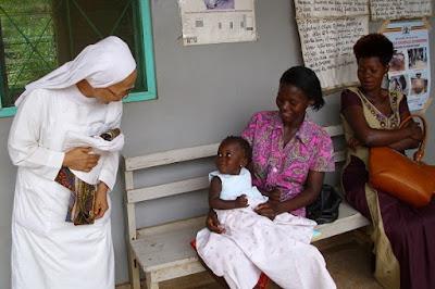 Health Center in Jinja  Uganda