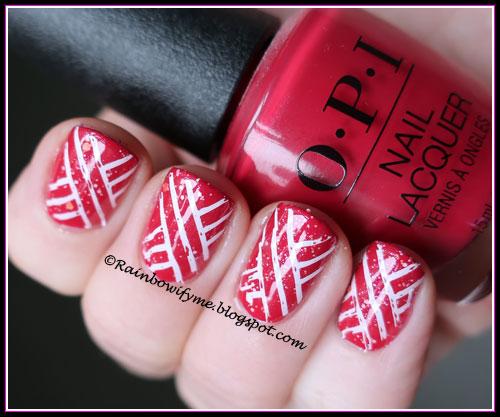 Rainbowify Me ~ Nail blog: OPI ~ OPI Red
