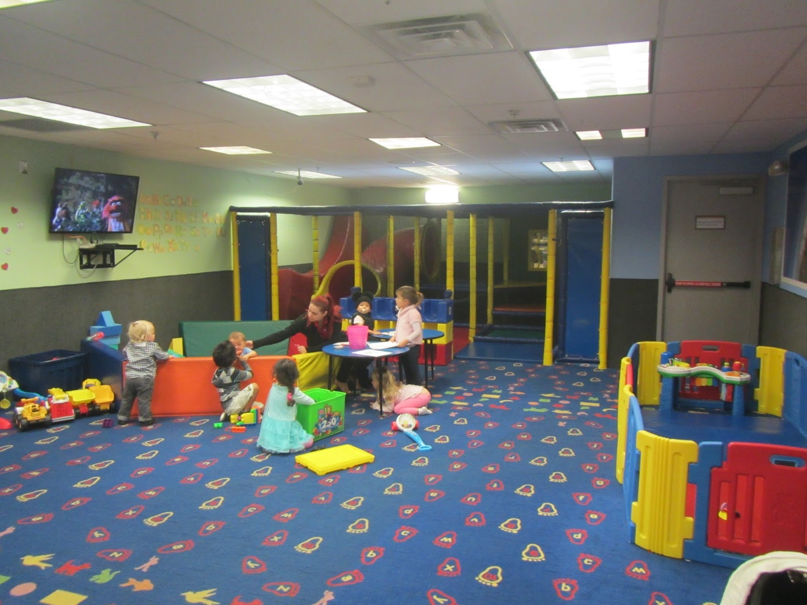 Raising Them Jewish Review Childcare At 24 Hour Fitness
