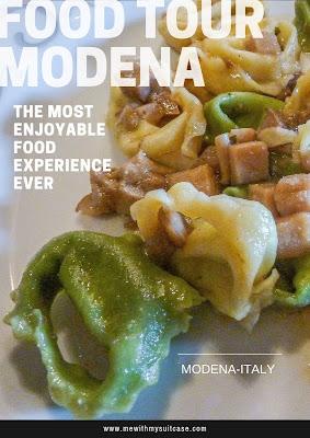 Food Tour Modena