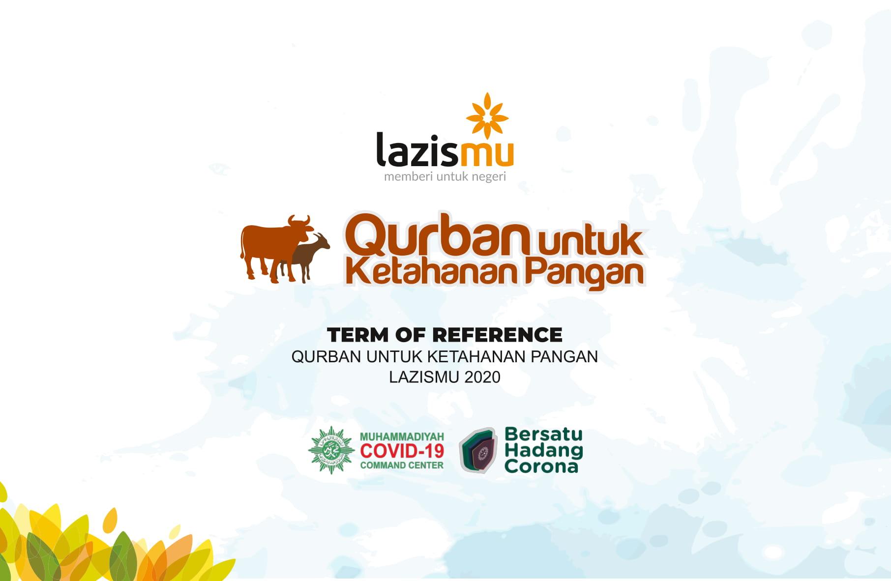 Term of reference Qurban 1441 H Lazismu
