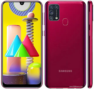 samsung galaxy m31 key specs