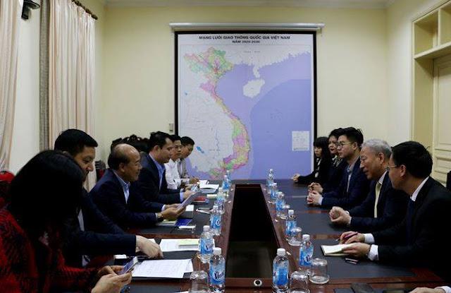 Trung Quốc một mực xin được làm cao tốc Bắc – Nam, hứa sẽ đúng tiến độ