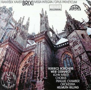 Brixi: Missa Integra / Opus Patheticum