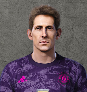 PES 2020 Faces Edwin van der Sar by Lucas Facemaker