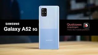 سعر و مواصفات Samsung Galaxy A52 5G