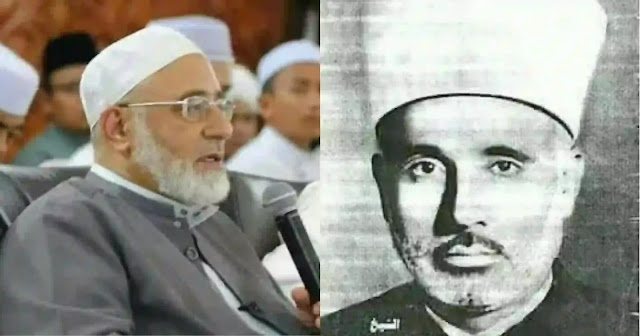 Berikut ini adalah keterangan Asy-Syaikh Al-Muhaddits Mahmud Sa'id Mamduh -hafizhahullah-, dalam status FB beliau tertanggal 19 Juli 2020.