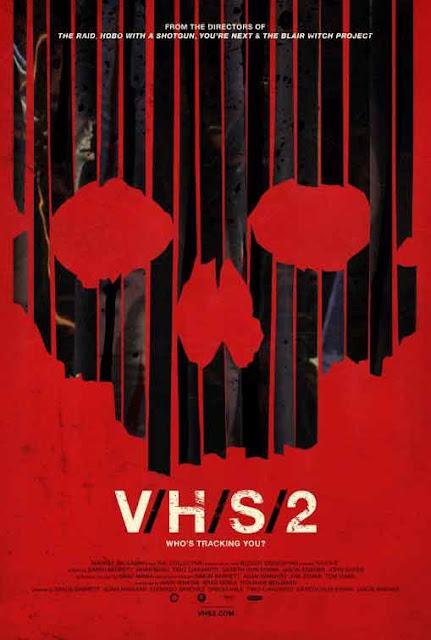 أقوى 10 أفلام رعب لن تستطيع إنهاءها.. أفضل أفلام الرعب المخيفة على الإطلاق فيلم الرعب V/H/S2 2013