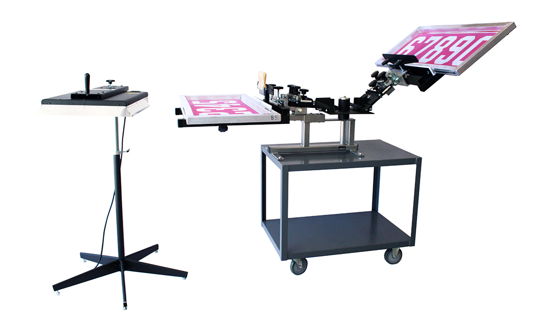 4 Screenprinting Products