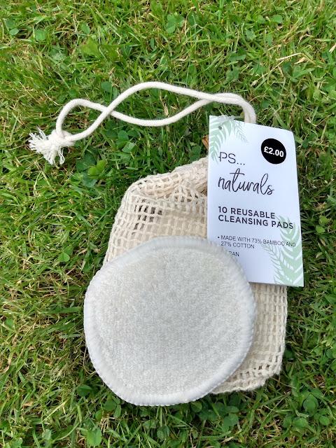 Primark reuseable cleansing pads