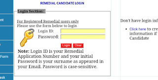 Unilorin remedial admission requirements